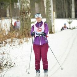 Skiing 45 km - Saga Perron (2442)