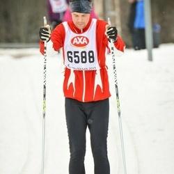 Skiing 45 km - Adam Pettersson (6588)