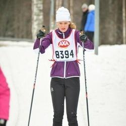 Skiing 45 km - Marlene Boman (8394)