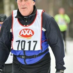 Skiing 45 km - Ingemar Christensson (7017)