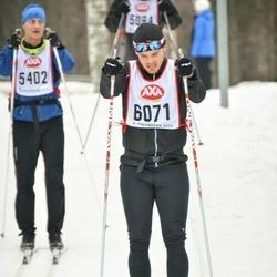 Skiing 45 km - Magnus Klingspor (6071)