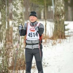 Skiing 45 km - Fredrik Ivehag (4514)