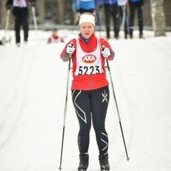Skiing 45 km - Inga-Lill Björn (5223)