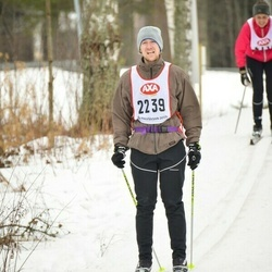 Skiing 45 km - Albin Hedström (2239)
