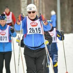 Skiing 45 km - Nils Emilson (2615)