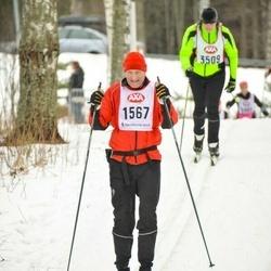 Skiing 45 km - Per Olof Schultz (1567)