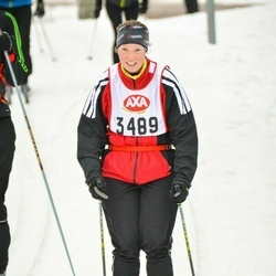 Skiing 45 km - Rosie Pettersson (3489)