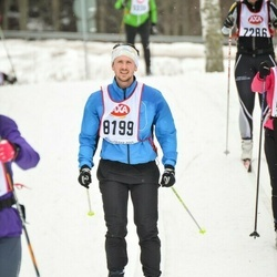 Skiing 45 km - David Dahlgren (8199)
