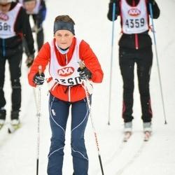 Skiing 45 km - Jenny Wallheden Krohn (4360)