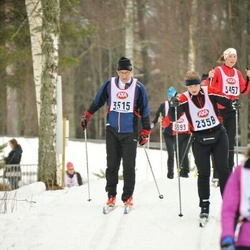 Skiing 45 km - Anders Höglund (3515)