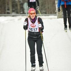 Skiing 45 km - Gunilla Persson (4617)