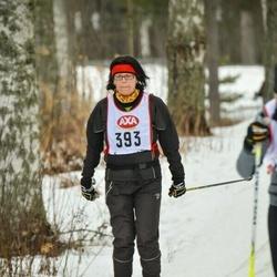 Skiing 45 km - Ingrid Olsson (393)