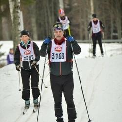 Skiing 45 km - Lars Leksén (3106)
