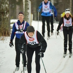 Skiing 45 km - Catarina Åberg (3381)