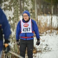 Skiing 45 km - Håkan Österlund (4287)