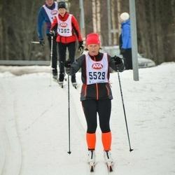 Skiing 45 km - Diana Stavin (5529)