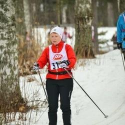Skiing 45 km - Carina Lotsberg (3192)