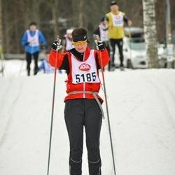 Skiing 45 km - Helena Wahlund (5185)