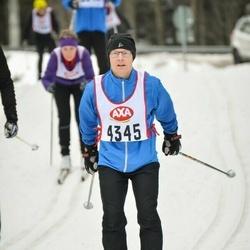 Skiing 45 km - Krister Lundberg (4345)