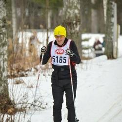 Skiing 45 km - Thomas Olsson (5165)