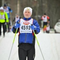 Skiing 45 km - Johan Öberg (4593)