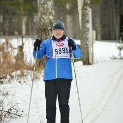Skiing 45 km - Agne Karlander (5395)