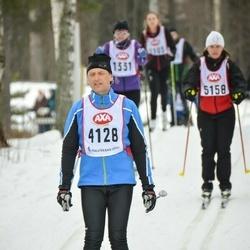 Skiing 45 km - Gero Von Fircks (4128)