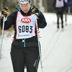 Skiing 45 km - Mary Cronesberry (6083)