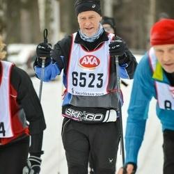 Skiing 45 km - Anders Johansson (6523)