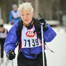 Skiing 45 km - Stefan Ederyd (7139)