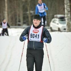 Skiing 45 km - Erik Backlund (9041)