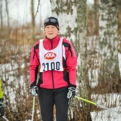 Skiing 45 km - Sylwi Lanzén (2100)