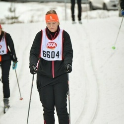 Skiing 45 km - Louise Boudville (6604)