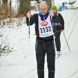 Skiing 45 km - Tomas Bäck (2132)