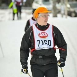 Skiing 45 km - Ove Pålsson (7160)