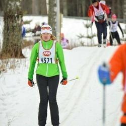 Skiing 45 km - Maria Richardsson (4371)