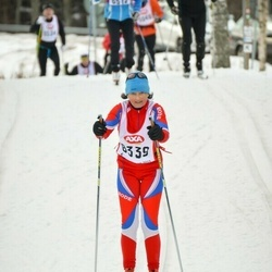 Skiing 45 km - Anne Raftevold (8339)