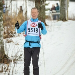 Skiing 45 km - Jan Starlander (5516)