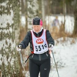 Skiing 45 km - Riitta Lindberg (5319)
