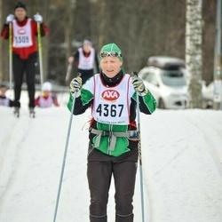 Skiing 45 km - Tomas Hellman (4367)