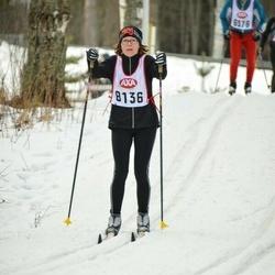 Skiing 45 km - Pernilla Elmqvist (8136)