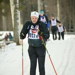 Skiing 45 km - Björn Broheim (1574)