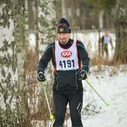 Skiing 45 km - Bengt Stenborg (4191)