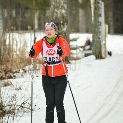Skiing 45 km - Linn Åkerström (3461)