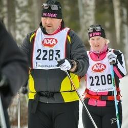 Skiing 45 km - Peter Törnqvist (2283)