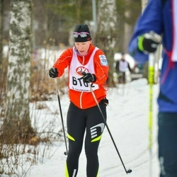 Skiing 45 km - Liisa Sipilä (6102)