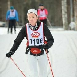 Skiing 45 km - Lene Jørgensen (7106)