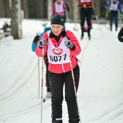 Skiing 45 km - Maria Taube (6077)