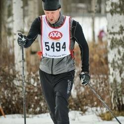 Skiing 45 km - Torben Larsen (5494)