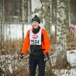 Skiing 45 km - Lennart Reinhold (3564)